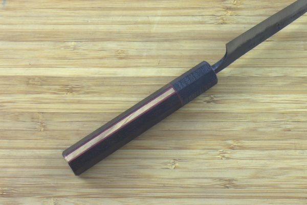 4.03 Kuro-uchi Series Funayuki, Ironwood / Micarta - 78 grams