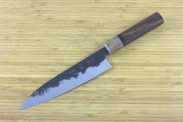 6.47 sun Kuro-uchi Series Funayuki, Ironwood / Hardwood - 148 grams