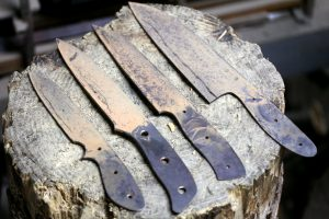 201 - Forging and Completion of a Camp Knife