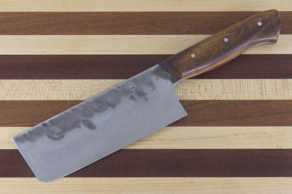 4.49 sun Muteki Series Nakiri #569, Ironwood - 188 Grams