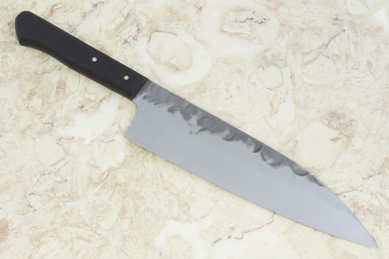 Superior 6.9 Sun Stainless Fukugo Zai Series Perfect Model Kitchen Knife, Riveted  Handle   157