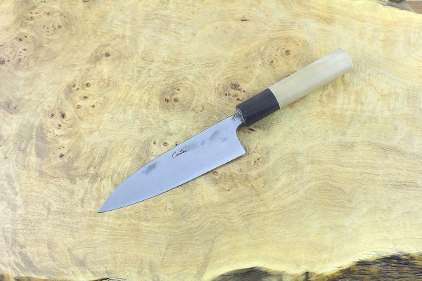4.29 sun Kuro-uchi Series Funayuki, Traditional Handle - 72 grams.C