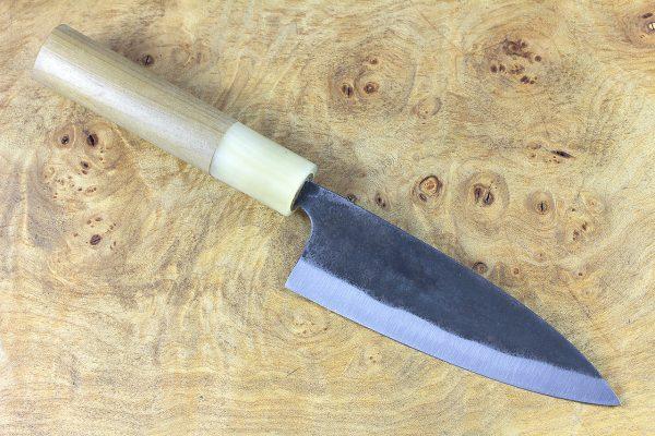 3.86 sun Kuro-uchi Series Funayuki, Traditional Handle - 72 grams