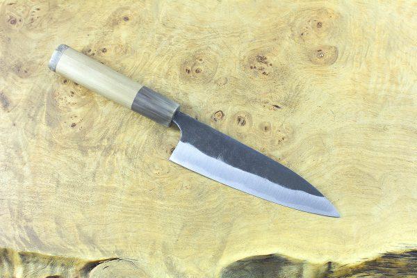 4.49 sun Kuro-uchi Series Funayuki, Traditional Handle - 86 grams