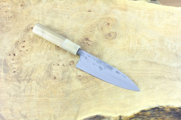 4.39 sun Kuro-uchi Series Funayuki, Traditional Handle - 78 grams