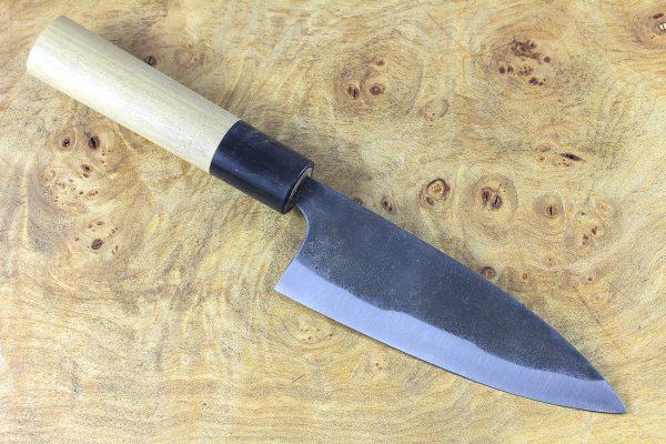 3.96 sun Kuro-uchi Series Funayuki, Traditional Handle - 84 grams