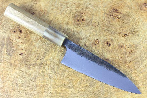 4.19 sun Kuro-uchi Series Funayuki, Traditional Handle - 78 grams