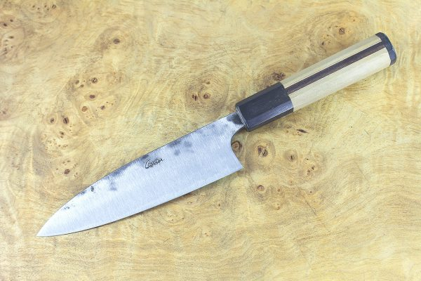 4.72 sun Kuro-uchi Series Funayuki, Custom Handle - 90 grams
