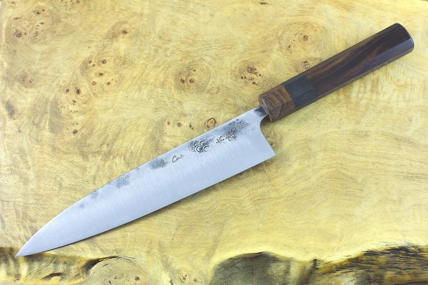 7.29 sun Kuro-uchi Series Gyuto, Custom Handle - 164 grams