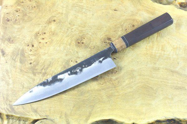 6.7 sun Kuro-uchi Series Gyuto, Custom Handle - 143 grams