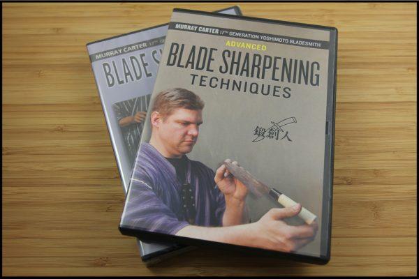 Sharpening Instruction - DVD