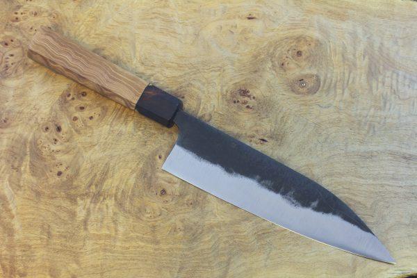 6.27 Kuro-uchi Series Gyuto, Hardwood / Ironwood - 159grams