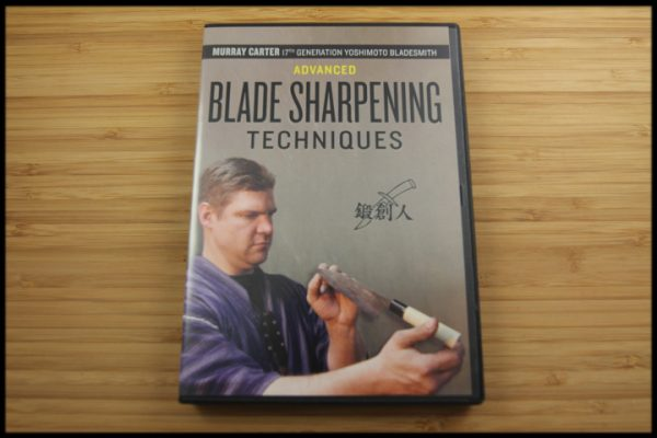 Advanced Blade Sharpening Techniques - DOWNLOAD