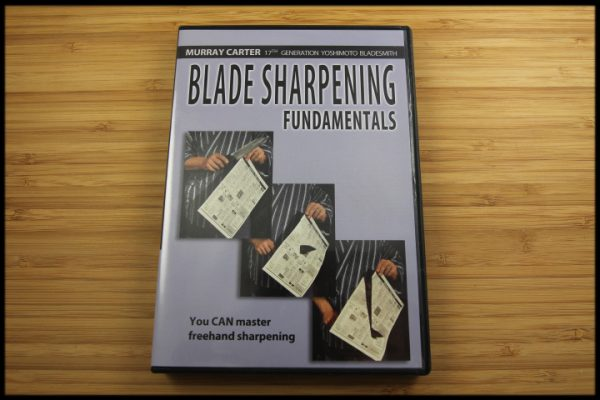 Blade Sharpening Fundamentals - DOWNLOAD