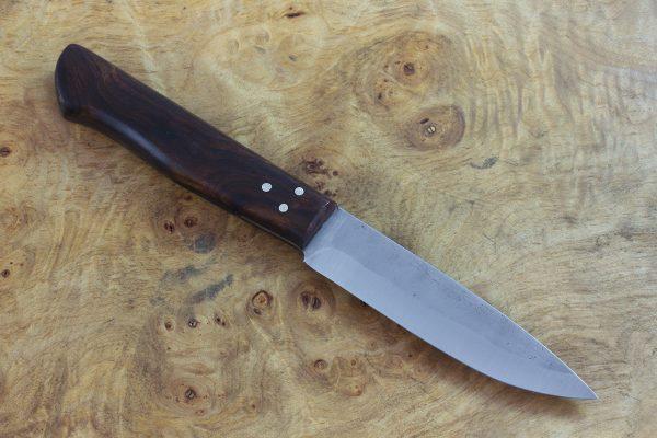 *LIMITED* 244mm 'Jumbo' Paring Knife, Ironwood - 91grams