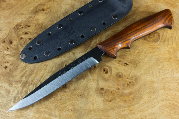 264mm MOAB Outdoor Knife, Cocobolo, 110grams
