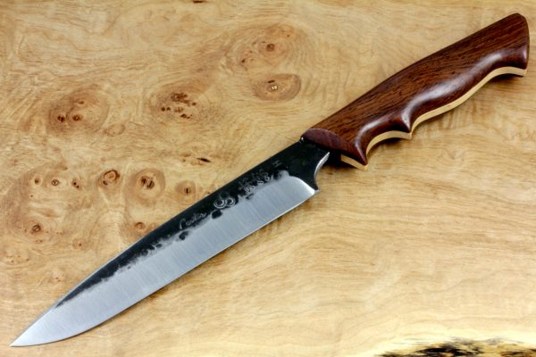 301mm MOAB Outdoor Knife, Cocobolo, Thick Blade, 182grams