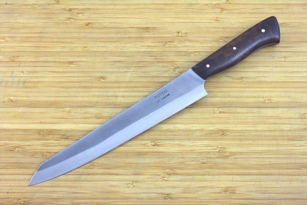 7.16 sun Muteki Series Boning Knife #292, Ironwood - 190 grams
