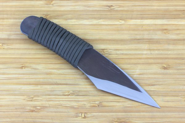 184mm Muteki Series Kiridashi Knife #15, Swedge Grind - 106grams