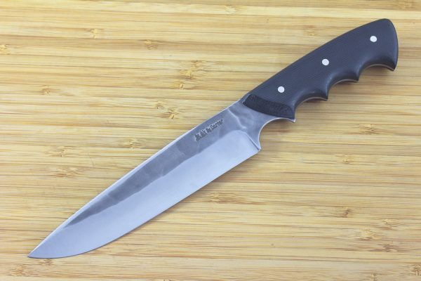 255mm Muteki Series Freestyle Whitecrane #7, Micarta - 144grams
