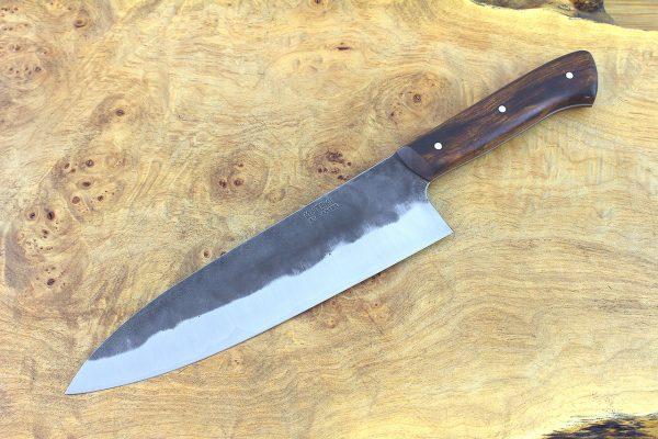 6.8 sun Muteki Series Gyuto #341, Ironwood - 190 grams