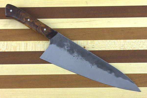 6.47 sun Muteki Series Gyuto #362, Ironwood - 157 grams