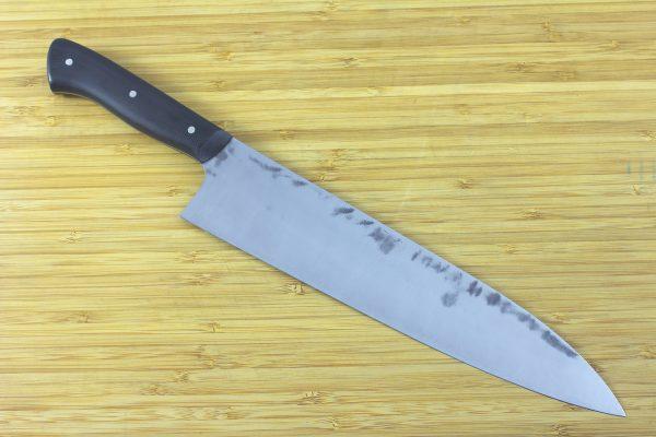 8.25 sun Muteki Series Kitchen Knife #189, Micarta - 182grams