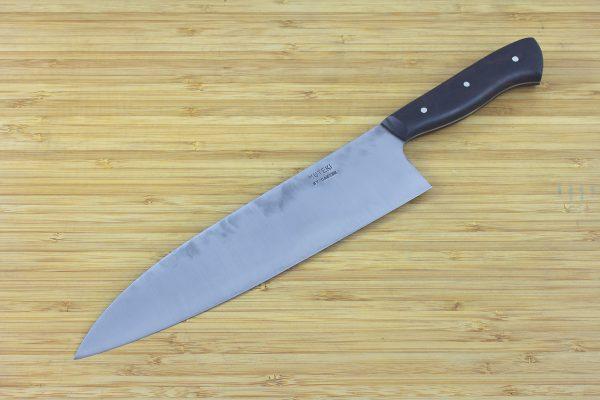 7.62 sun Muteki Series Kitchen Knife #197, Ironwood - 165grams
