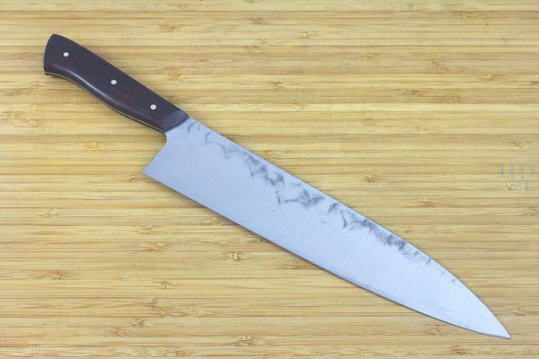 8.51 sun Muteki Series Kitchen Knife #199, Ironwood - 168 grams