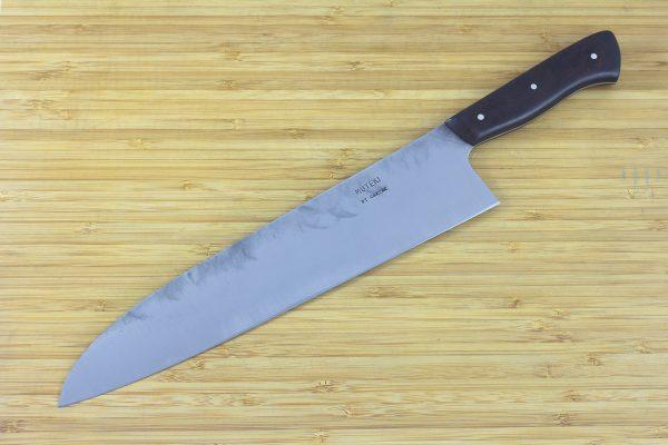 8.58 sun Muteki Series Kitchen Knife #200, Ironwood - 164grams