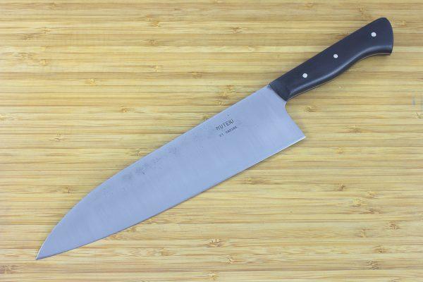 7.62 sun Muteki Series Kitchen Knife #205, Micarta - 177grams
