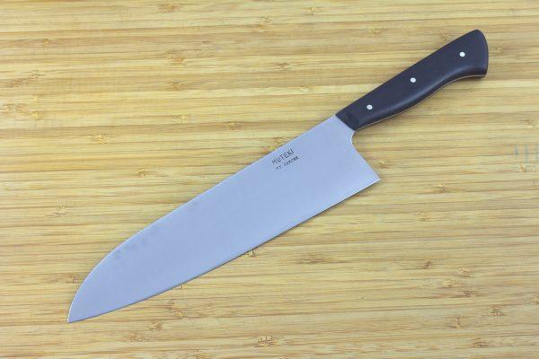 7.13 sun Muteki Series Kitchen Knife #211, Ironwood - 157grams