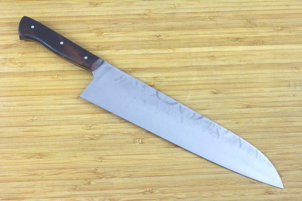 8.18 sun Muteki Series Kitchen Knife #213, Ironwood - 154grams
