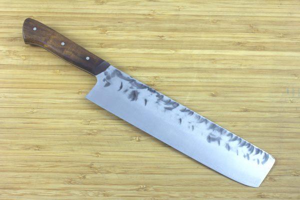 7.23 sun Muteki Series Kitchen Knife #217, Ironwood - 190grams