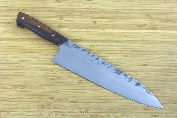 7.62 sun Muteki Series Kitchen Knife #219, Ironwood - 179grams