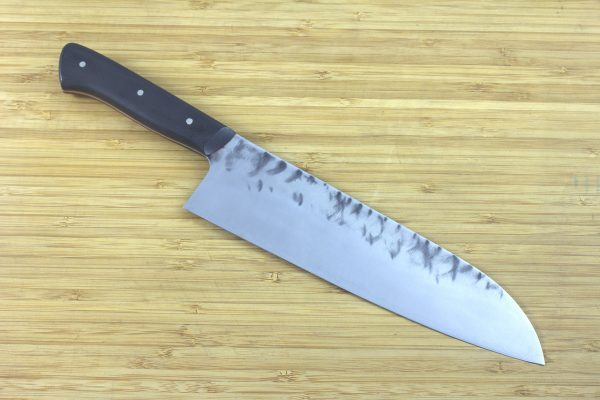 7.26 sun Muteki Series Kitchen Knife #223, Micarta - 177grams
