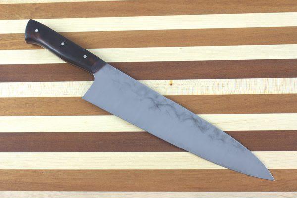 7.92 sun Muteki Series Kitchen Knife #227, Ironwood - 171grams
