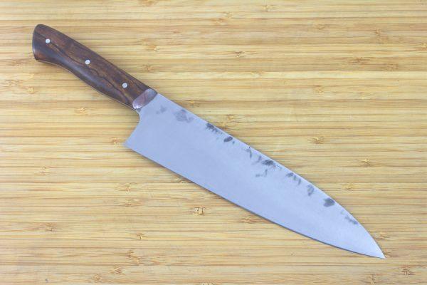 7.03 sun Muteki Series Kitchen Knife #232, Ironwood - 160grams