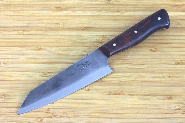 4.62 sun Muteki Series Boning Knife #238, Ironwood - 128grams