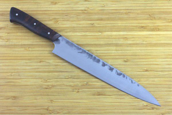 7.26 sun Muteki Series Slicing Knife #263, Ironwood - 155grams