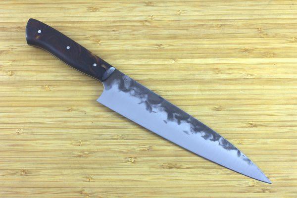 6.67 sun Muteki Series Slicing Knife #266, Ironwood - 157grams