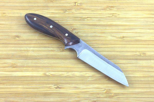 187mm Muteki Series Wharncliffe Brute #296, Ironwood - 94 grams