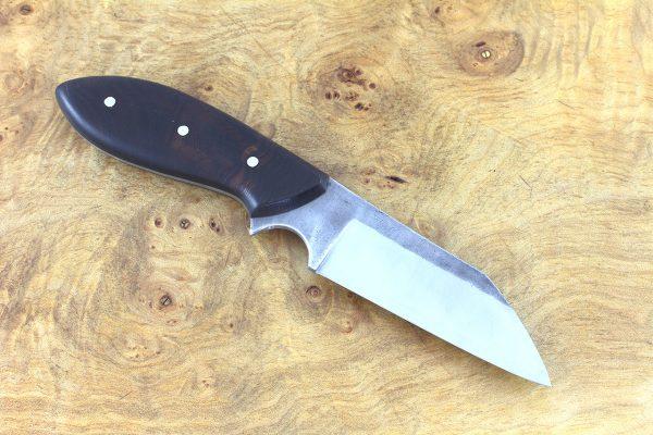 199mm Muteki Series Wharncliffe #321, Ironwood - 122 grams