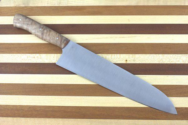8.81 sun Muteki Series Wa-bocho #359, Stabilized Maple - 288 grams