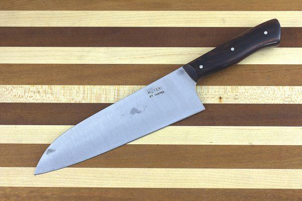 6.3 sun Muteki Series Wa-bocho #367, Ironwood - 219 grams