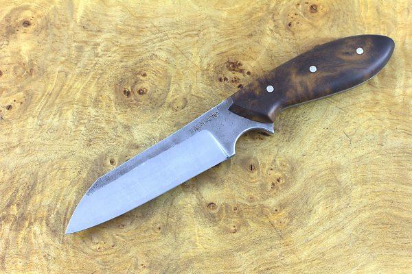 203mm Muteki Series Wharncliffe #312, Ironwood - 105 grams