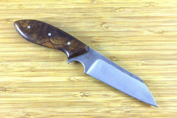 205mm Muteki Series Wharncliffe Brute #362, Ironwood - 108 grams