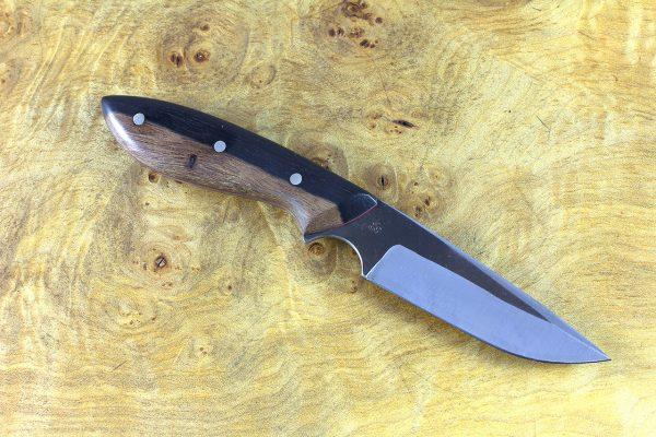 179mm Muteki Series Original Neck Knife #364, Hardwood - 72 grams