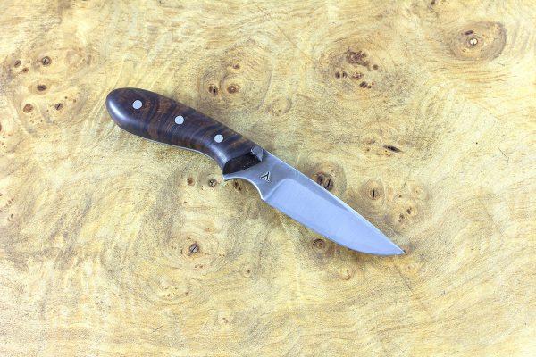 136mm Muteki Series Pipsqueak Original #416, Ironwood - 38 grams
