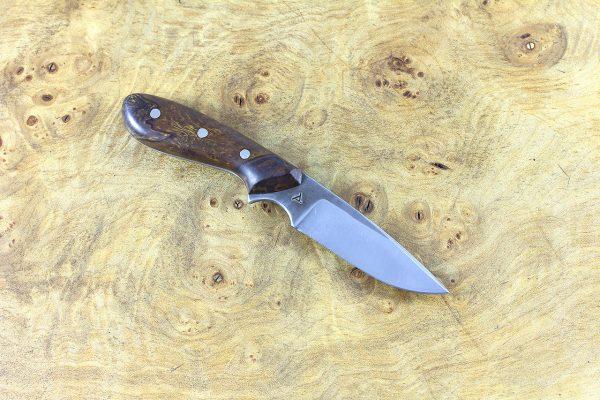 137mm Muteki Series Pipsqueak Original #418, Ironwood - 39 grams